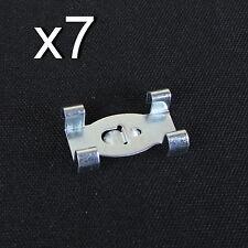 VW Type 3 Wide Sill Trim Clip 7pcs ISP Notchback Fastback Squareback 61-66