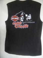 Harley Davidson  Grand Caiman sleeveless  T shirt Sz L