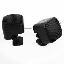 2 Pcs Auto Car Audio System Loud Speaker Dome Tweeters 4cm Dia 500W