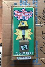 Christmas Story Leg Lamp Bobblehead Lakewood Blueclaws SGA, Phillies Affiliate