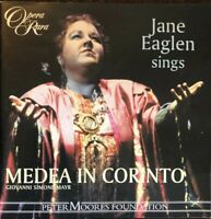 OPERA RARA ORR 215 Jane Eaglen : Medea In Corinto CD 2000 Very Good