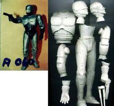 "11""ROBOCOP Human Face Sci-Movies Vinyl Model Kit 1/6"