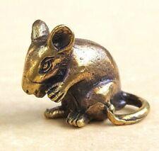 HENGJEA MAGIC MONKEY IN RICH HAND Thai Amulet Brass Holy Wealth Luck Money Lucky