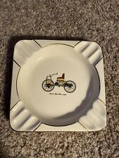 Ford's First Car Decorative Ash Tray, Salem Collectors, Canton Forge Plant 1960