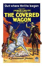 """The Covered Wagen Movie Poster Replica 13x19"""" Photo Print"""