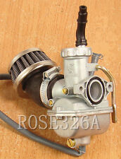 Carburetor W/ Air Filter For Honda XR80 XR80R XL75 XR75 XL80S SL70 CRF80F