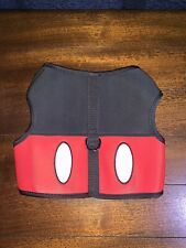 Disney Parks Tails Mickey Mouse Costume Harness for Dogs Large New No Tags