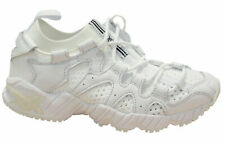 Asics Gel-Mai Knit Mens Trainers Lace Up Sock Style Shoe White H8G3N 0101 B4E
