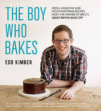 The Boy Who Bakes, Edd Kimber, Very Good Book