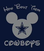 How 'Bout Them Cowboys Disney shirt Mickey Mouse Dallas about vacation Zeke Dak