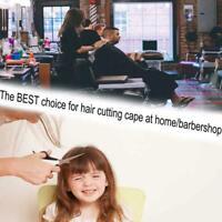 Top Salon Umhang Haarschnitt Friseur Cape Gown Wasserdicht Friseurumhang Z5M5