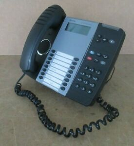 Mitel 8528 Digital Phone 50006321 Two line Business Desktop Telephone With Stand