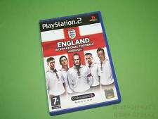 England International Football Sony PlayStation 2 PS2 Game - Codemasters