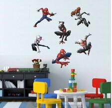 Marvel Spider-Man Heros Wall Stickers Vinyl Decal Home Decor Kid Art Mural Gift