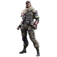 Play Arts Metal Gear Action Figures