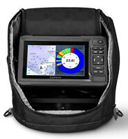 Garmin ECHOMAP Plus 63cv Ice Fishing Bundle w / CHIRP transducer 010-01889-15