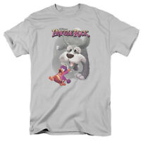 Fraggle Rock TV Show DANCE Licensed Adult T-Shirt All Sizes