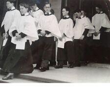 Arthur Martin Boys' Boy Soprano Soloists 1950's - Raymond Quinn & Sean Haldene