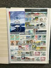 SCANDINAVIAN STAMPS USED LOT 15