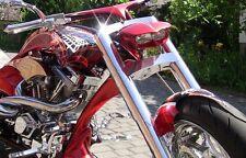 STINGRAY Custom motorcycle headlight fairing Chopper Vrod Harley universal light