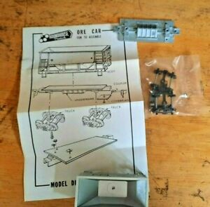 Canadian National ore car kit, unassembled, still in original box (Roundhouse)
