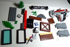 Lego and or Mega Bloks bricks parts building mixed Lot pieces not piece count