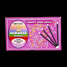 Brand New Magic Trick - Confetti Wand Refill only