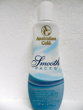 NEW AUSTRALIAN GOLD SMOOTH FACES HYPOALLAREGENIC TANNING LOTION FOR FACES FACIAL