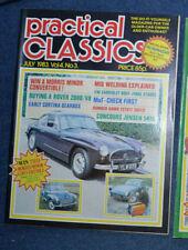 "July Classic Cars, 1960s Transportation Magazines"""