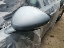 2011-2014 Peugeot 508 DOOR WING MIRROR PASSENGERS LEFT SIDE  BLUE KLXD