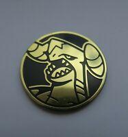 Pokemon Garchomp Collector GOLD TCG PLAY COIN - NEW