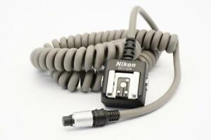 Nikon SC-24 TTL Flash Sync Cord For F4 F5