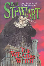 The Weather Witch, Paul Stewart, New Book