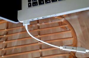USB-C zu Magsafe2 Kabel Adapter Aufladungsreduzierung für Apple MacBook Pro, Air