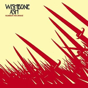 Wishbone Ash - Number the Brave CD NEW SEALED