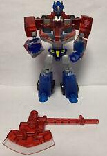 Transformers Animated Optimus Prime Japanese Exclusive