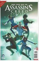 Assassins Creed Uprising #1 A Titan Comic 1st Print 2017 NM ships in t-folder