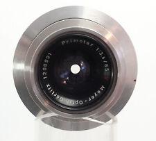 Meyer Primotar 3,5/85mm V