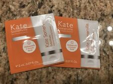 2 x Kate Somerville ExfoliKate Intensive Exfoliating Treament 2 ml .07oz Sample