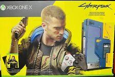 Microsoft - Xbox One X 1TB Cyberpunk 2077 Limited Edition Console Bundle