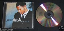 JASON DERULO 'WHATCHA SAY' 2009 PROMO CD SINGLE