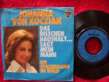 Johanna von Koczian - Das bisschen Haushalt... sagt mein Mann      Philips 45