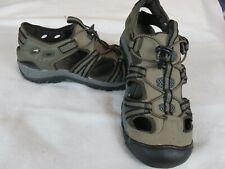 Outland Fisherman Men's Hiking Sandals Men's Size 9M Taupe Color