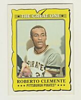 2021 Topps Heritage THE GREAT ONE #GO-19 ROBERTO CLEMENTE Pittsburgh Pirates HOF