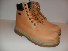 Lugz MDR6BT-7420 Men's GoldenWheat Drifter 6 Ballistic Hiking Boots US SZ 10.5