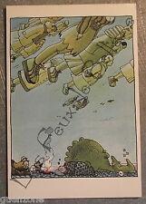 Carte postale MOEBIUS ERAM postcard