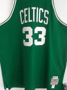 Vintage authentic Celtics Larry Bird jersey Brand New by Mitchell&Ness