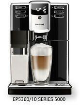 Philips EP5360/10 Automatic Coffee Machine Integrated Milk Carafe Memo Function