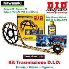DID 100875 Kit Trasmissione per Kawasaki 650