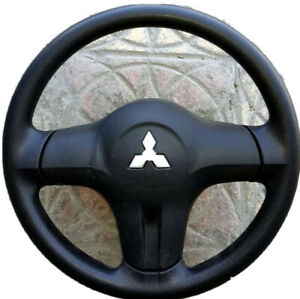 Mitsubishi Lancer steering wheel